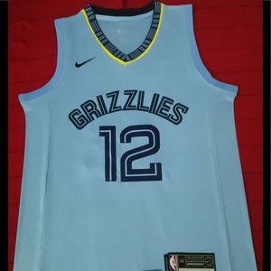 Ja Morant #12 Memphis Grizzlies Jersey